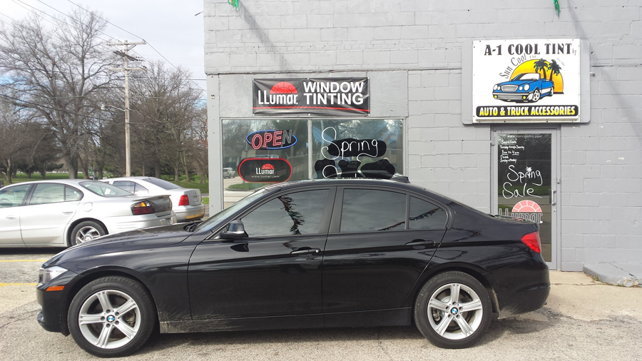 Springfield Illinois Auto Window Tinting