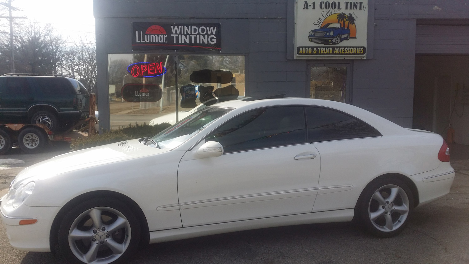 Suncool Inc, Springfield Illinois Window Tinting